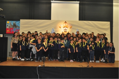 Scouts Day 2012